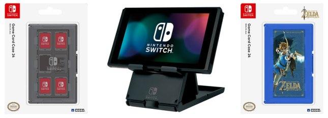 Nintendo Switch Zubehör von Hori