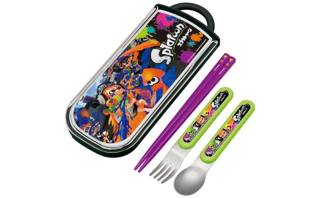 Splatoon Besteck Merchandise