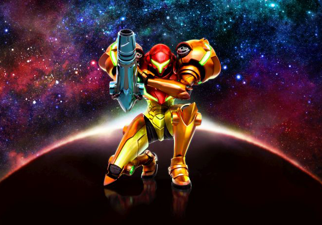 Metroid: Samus Returns Limited Edition amiibo