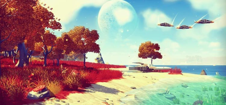 Streamplan KW32: No Man's Sky Multistream, Senran Kagura, Splatoon und mehr