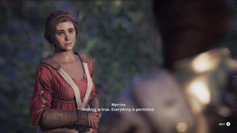 Assasin's Creed Odyssey Review – KriegerInnen im alten Griechenland