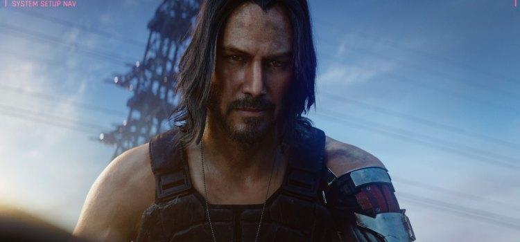 Unsere Reaktion zu Keanu Reeves in Cyberpunk 2077