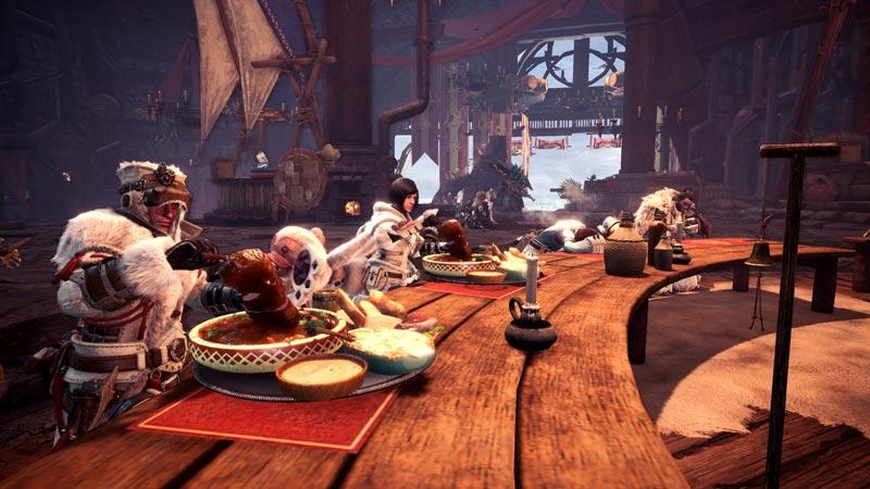 Monster Hunter World: Iceborne - Neuer Trailer enthüllt Monster-Subspezies, neue Versammlungsstätte und mehr