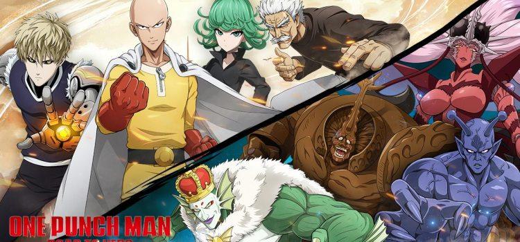 Saitama-Sensei kehrt zurück: Mobilespiel One Punch Man – Road to Hero angekündigt