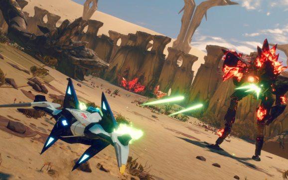 Ein Blick auf Starlink – Battle for Atlas