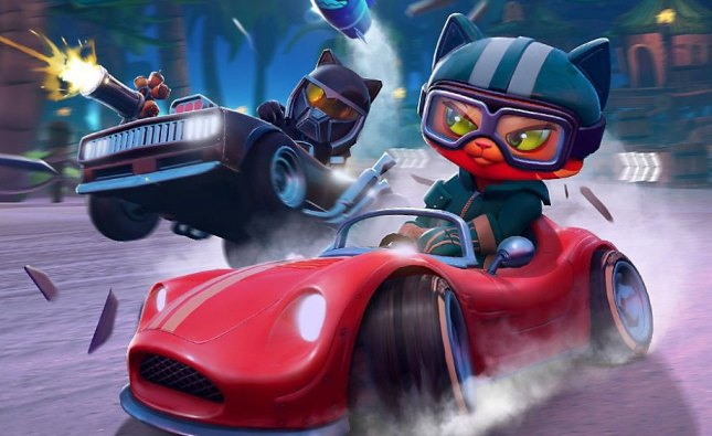 Meow Motors neuer Switch Racer