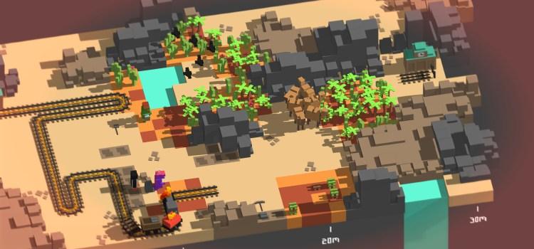 Daedelic gibt für Multiplayer-Titel Unrailed! Publishing-Kooperation mit Bilibili bekannt