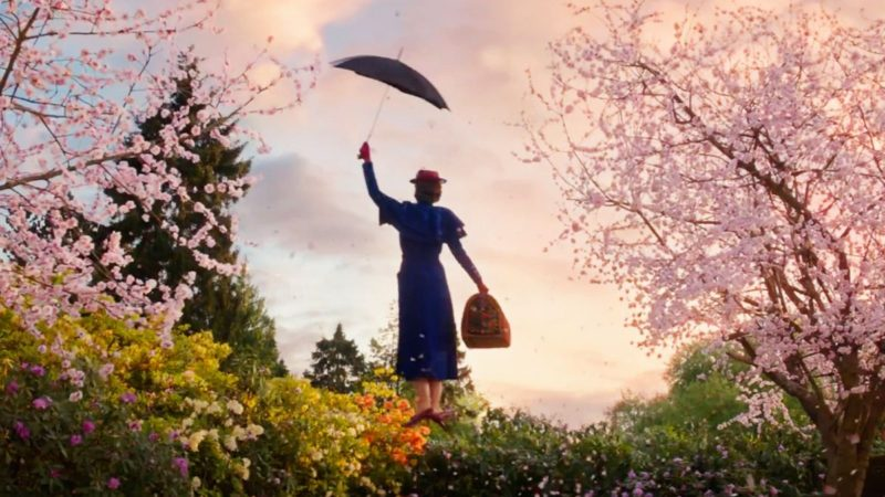 Image result for mary poppins returns flowers