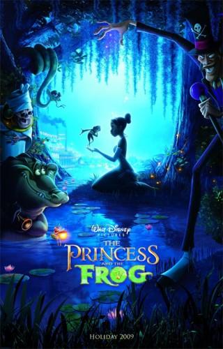 princess and the frog disney