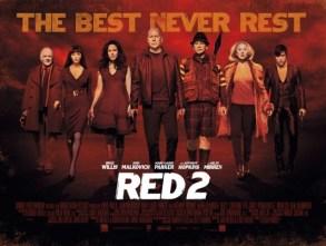Movie Review: RED 2 (2013) - NerdSpan