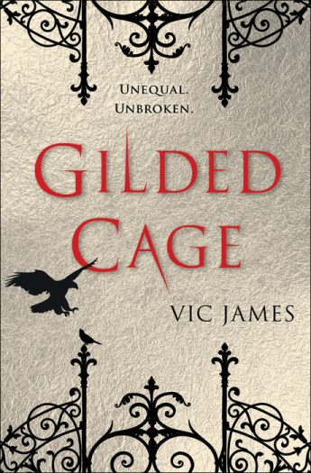 Image result for gilded cage vic james