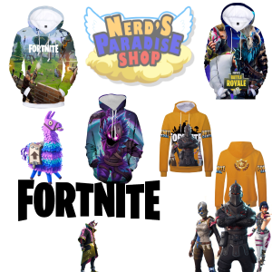 Felpe Fortnite