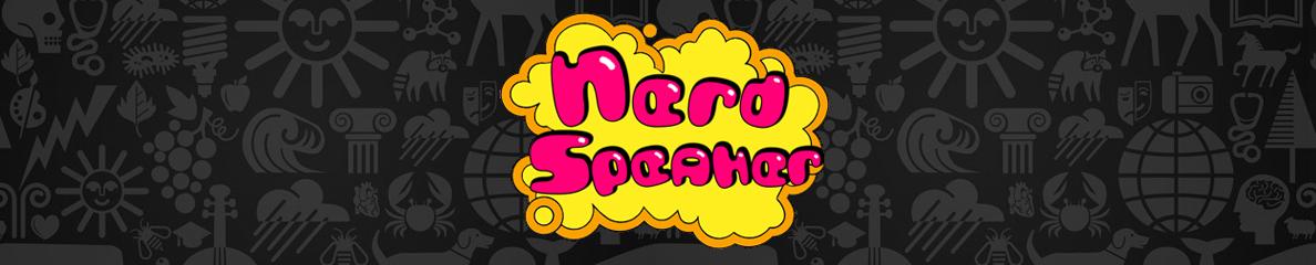 Nerd Speaker Banner