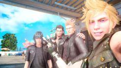 Final Fantasy XV selfie 2