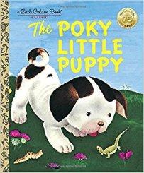 The Poky Little Puppy Little Golden Book Tenggren