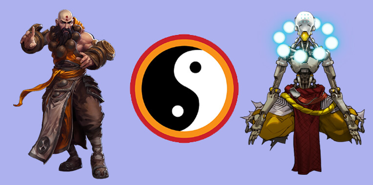 Mindfulness and gaming: the monk class