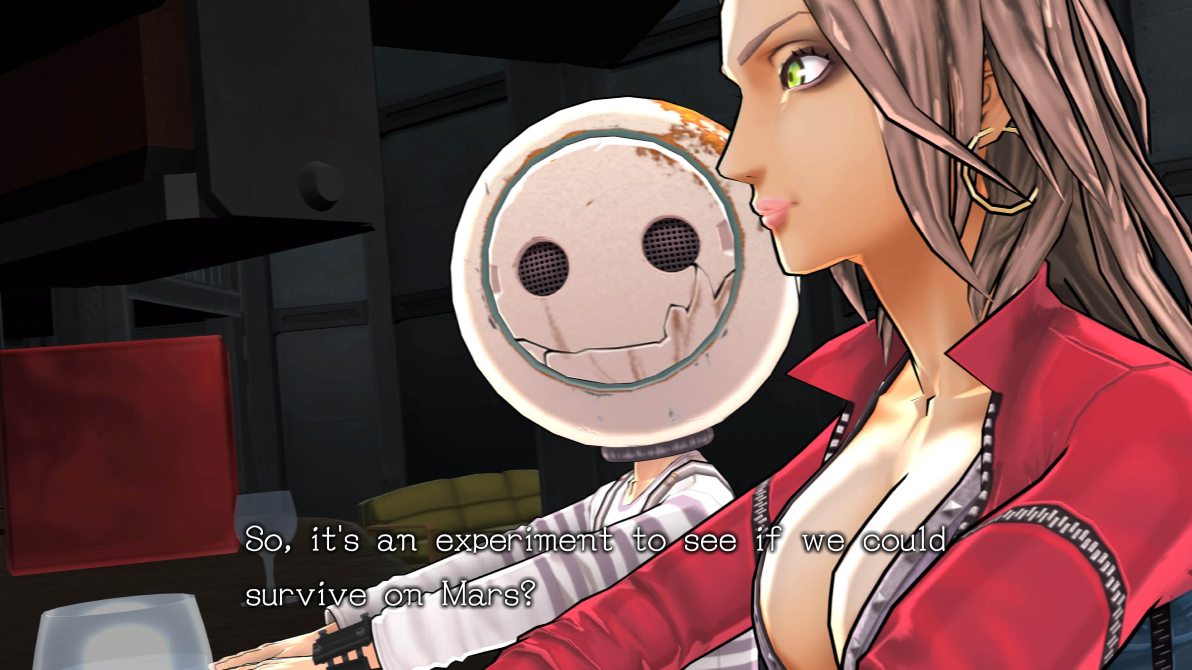 Zero Escape: Zero Time Dilemma Survive on Mars