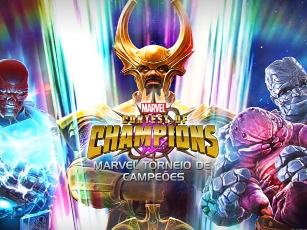 Imagem de abertura do jogo