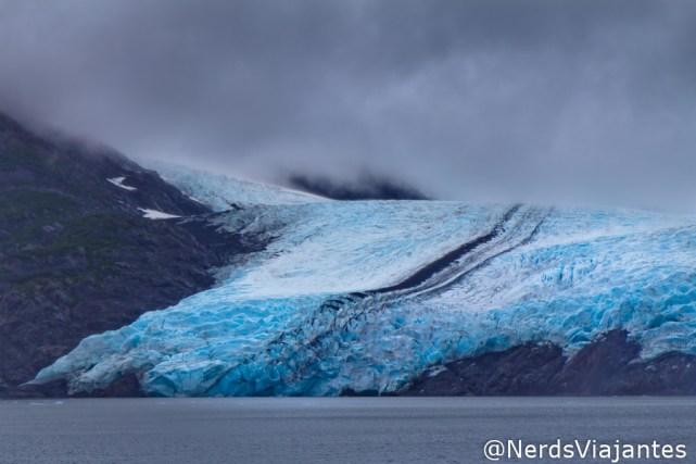 Portage Glacier - Alasca