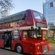 City Tour em Ônibus Hop-On Hop-Off em Santiago - Chile