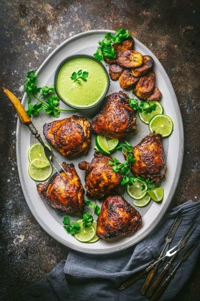 Pollo a la Brasa (Peruvian Chicken)