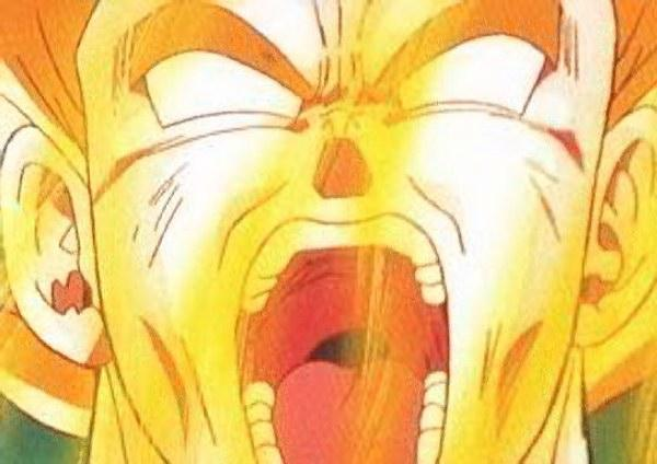 Why did Goku turn super saiyan? Because Gohan Killed Cell