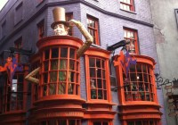 Diagon Alley Weasley's Wizard Wheezes