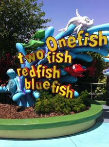 seuss landing one fish two fish