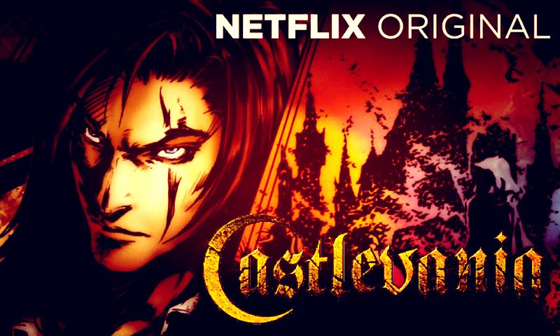 Castlevania é renovada para segunda temporada pela Netflix