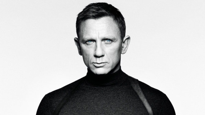 Ator Daniel Craig regressa como James Bond no próximo filme da saga