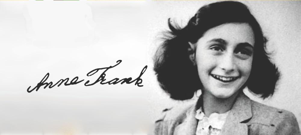 O DIÁRIO DE ANNE FRANK   Versão HQ será lançada em outubro no Brasil