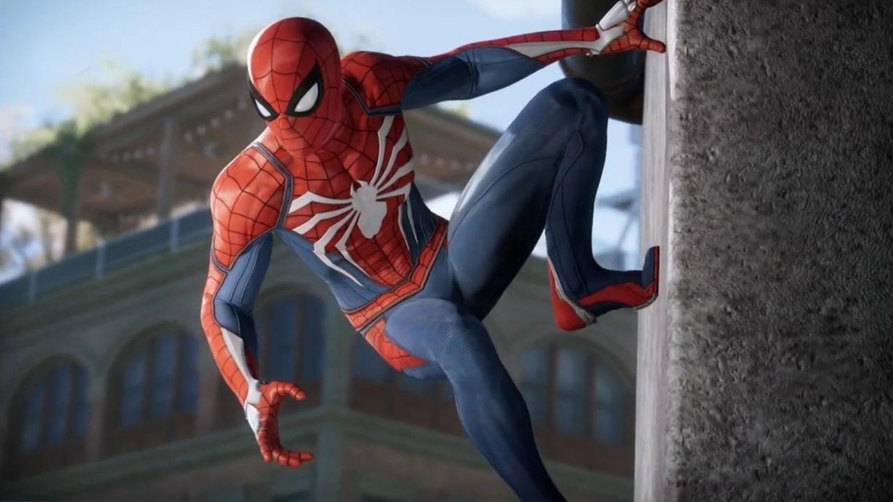 Marvel's Spider Man será a capa da Game Informer de maio