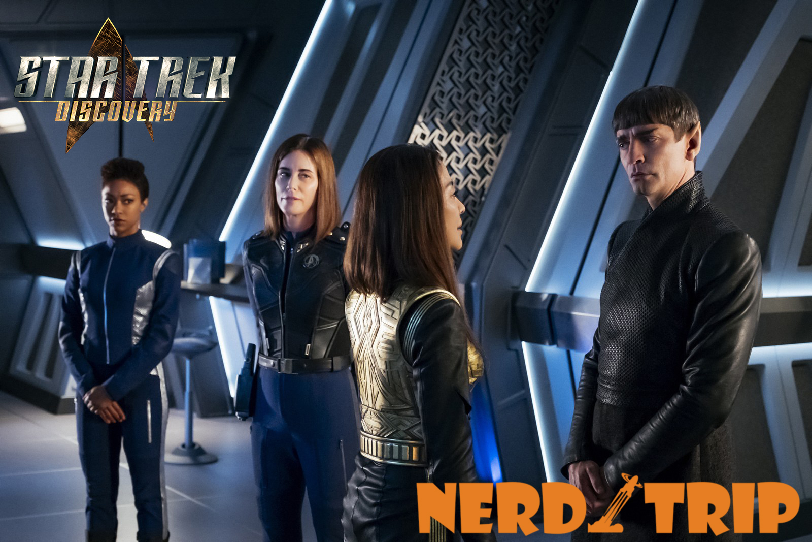 STAR TREK: DISCOVERY | O gancho para a introdução da Seção 31 – Episódio 14: The war without, the war within – Crítica do Viajante
