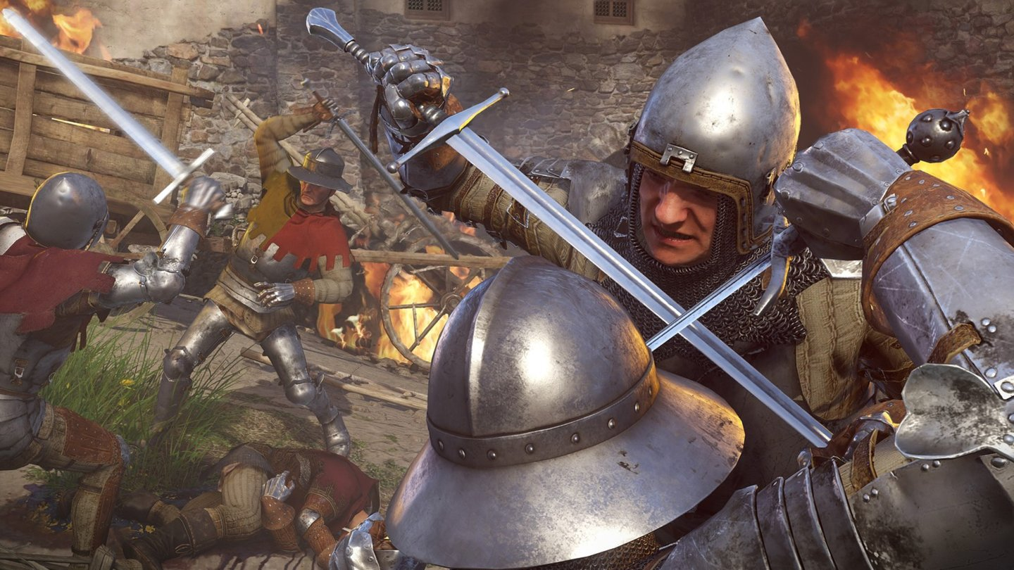 KINGDOM COME: DELIVERANCE | Revelada a lista de troféus do novo lançamento de RPG