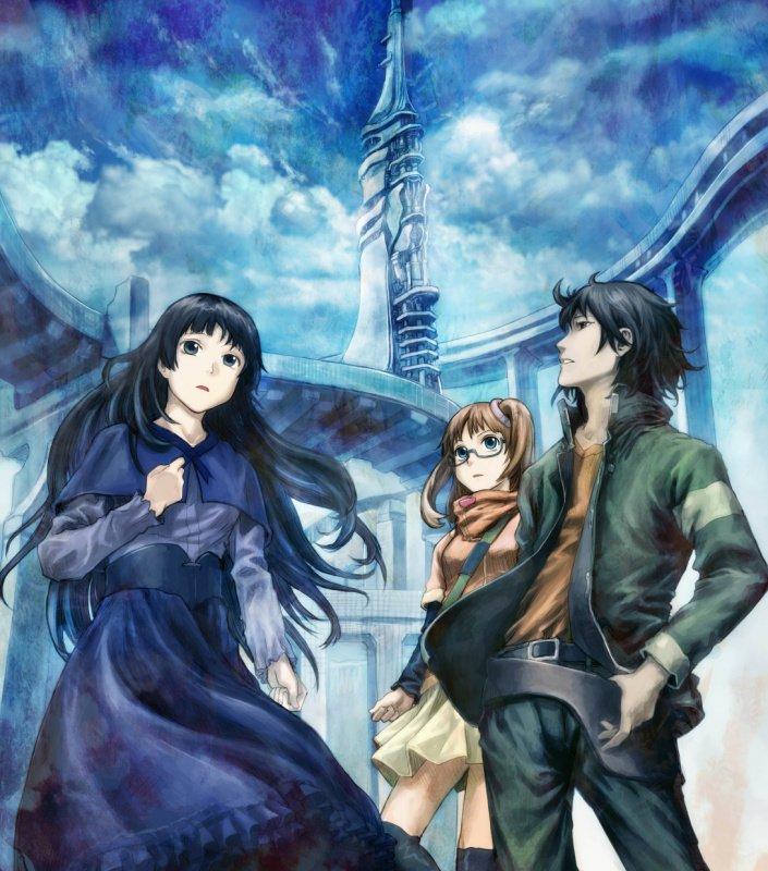 RErideD: KOKUKOE NO DERRIDA | Anime tem data de estreia e teaser promocional revelados!