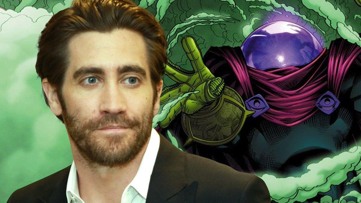 Resultado de imagem para mysterio jake gyllenhaal