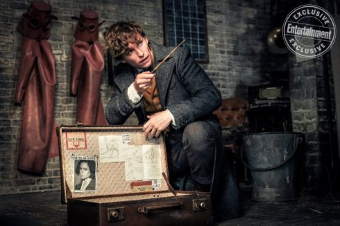 Fantastic Beasts: The Crimes of Grindelwald Eddie Redmayne