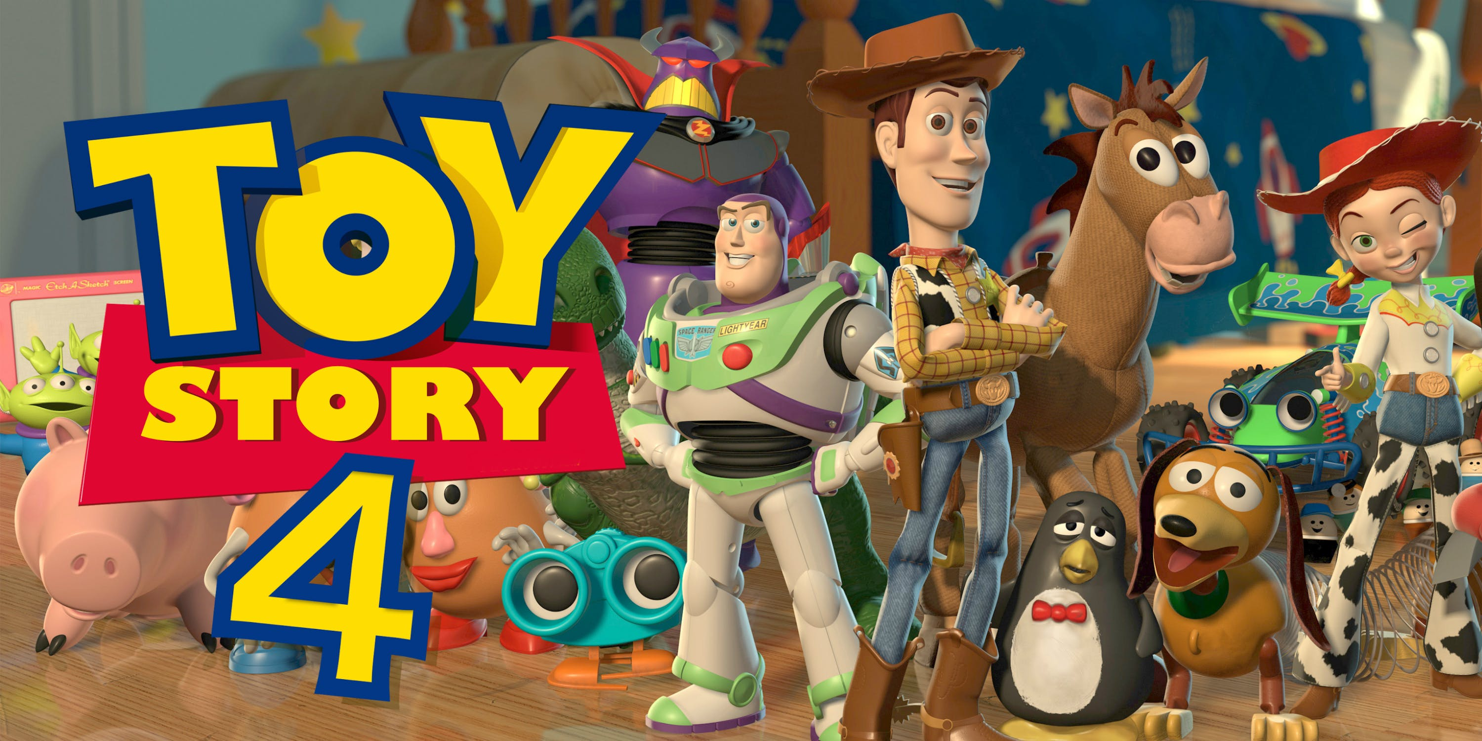 TOY STORY 4 | Novo teaser trailer destaca novos personagens que tiram sarro de Buzz Lightyear!
