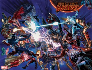 The Best Books in Secret Wars