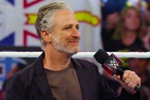 ICYMI: John Stewart Professional Wrestler.