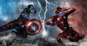 Captain America: Civil War – THE LINES ARE DRAWN!