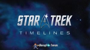 """Star Trek: Timelines,"" Choose your own Trekventure!!!!"