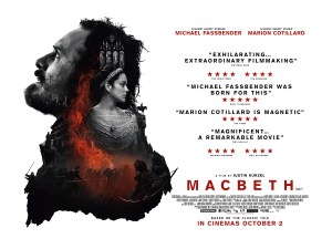 """Fassbender and Cotillard Excel"" Macbeth Review"
