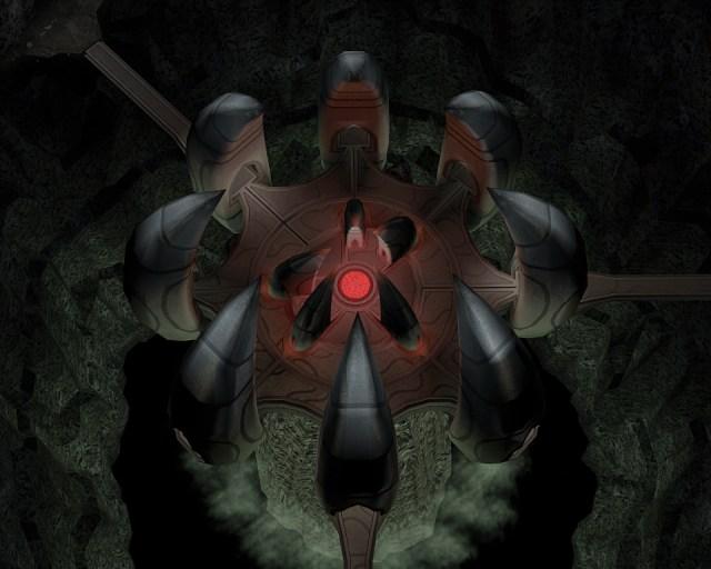The Sith Temple on Malachor.