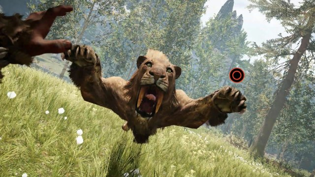 far cry cat attack