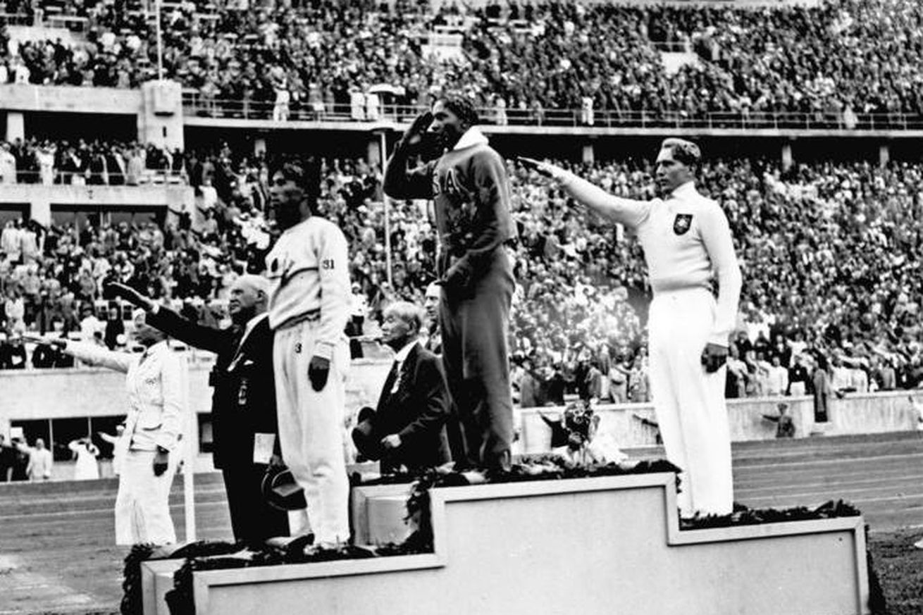 Jesse Owens Coach