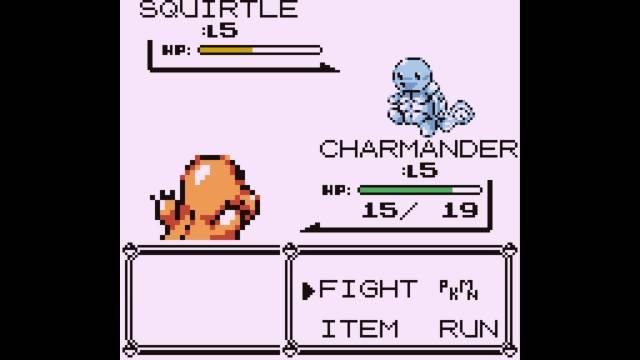 pokemon rival battle