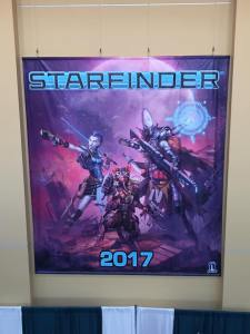 Everything We Learned About Starfinder from Gencon 2016