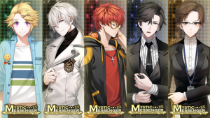 Mobile Game Review: Mystic Messenger