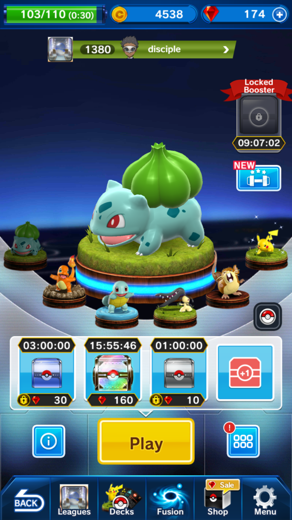 how to use cube c pokemon duel